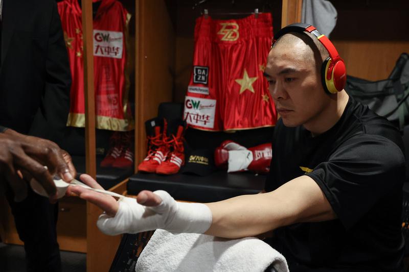 Boxing: Saul Alvarez and Avni Yildirim Fight Night