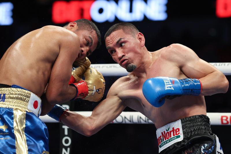 Boxing: Estrada and Gonzalez 2 Fight Night