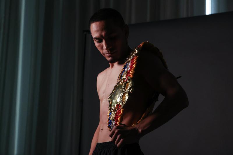Boxing: Estrada and Gonzalez Media Day