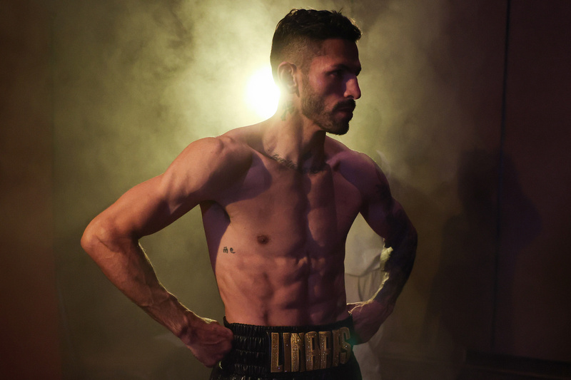 Boxing: Haney and Linares Media Day