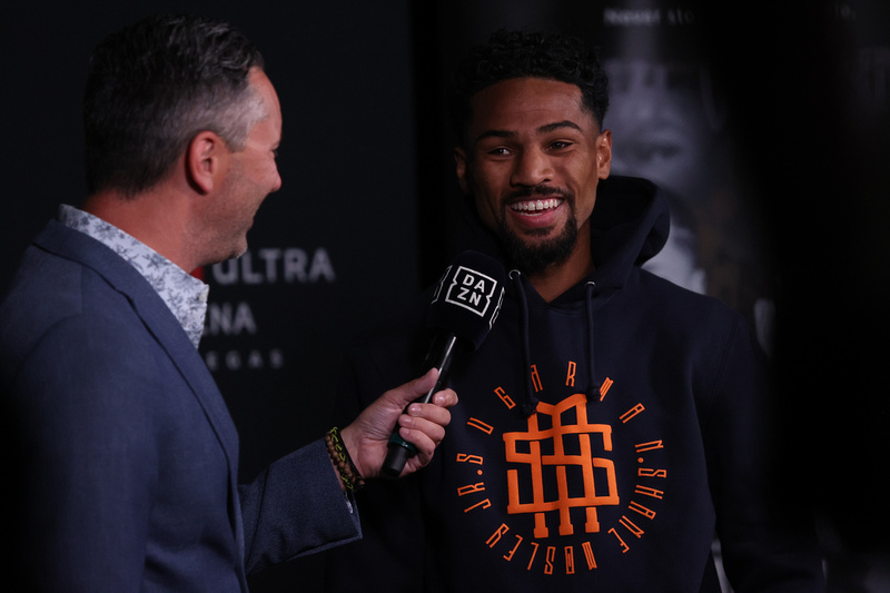 Boxing: Haney and Linares Weigh-In