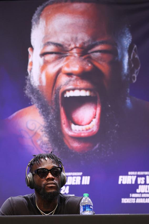 Fury-Wilder III - June 15, 2021