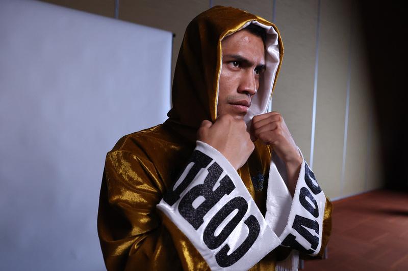Boxing: Martinez and Cordova Media Day