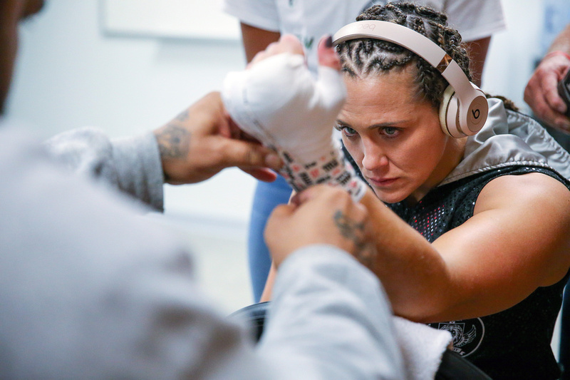 Boxing: Usyk vs Witherspoon