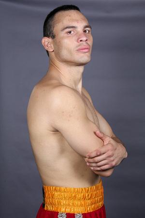 Boxing: Julio Cesar Chavez Jr. Portrait
