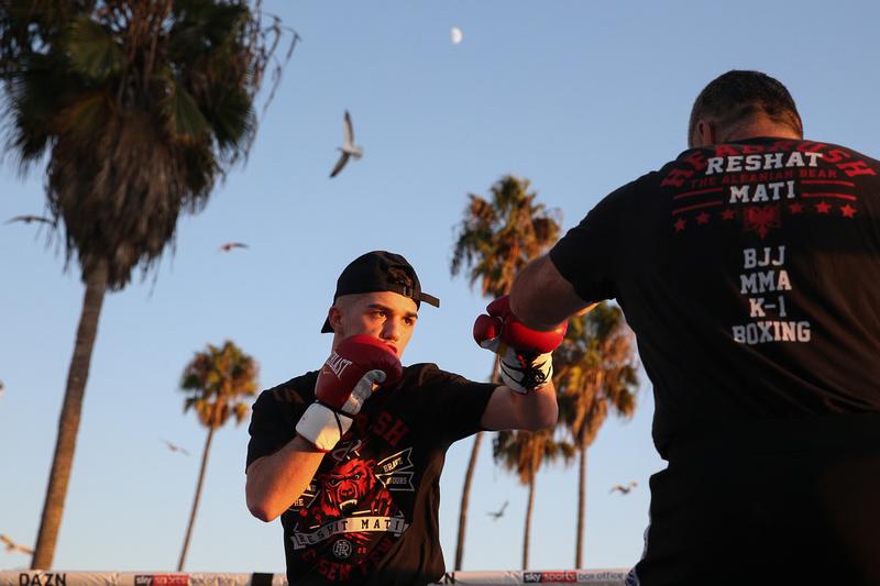 Boxing: KSI vs Logan Paul Open Workout