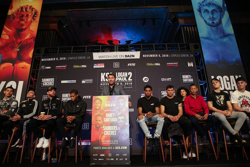 Boxing: KSI vs Logan Paul Final Press Conference