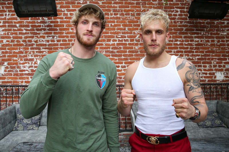 Boxing: Jake Paul vs AnEson Gib Press Conference