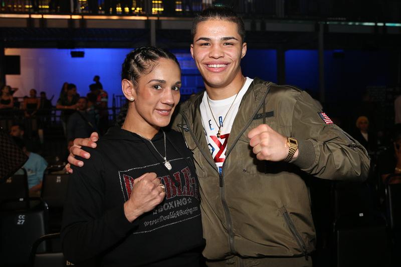 Boxing: Andrade vs Keeler