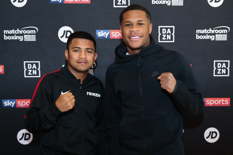 Boxing: Matchroom Media Lunch