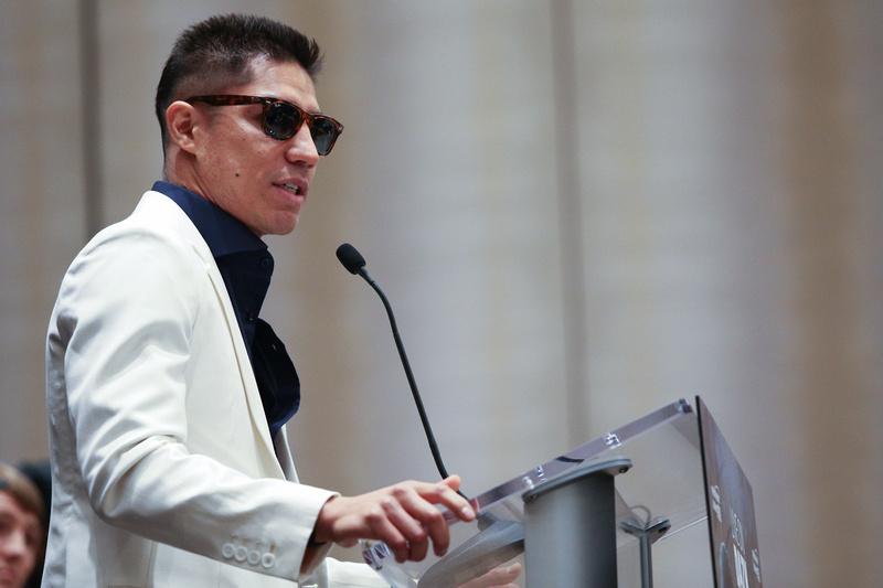 Boxing: Garcia vs Vargas Press Conference