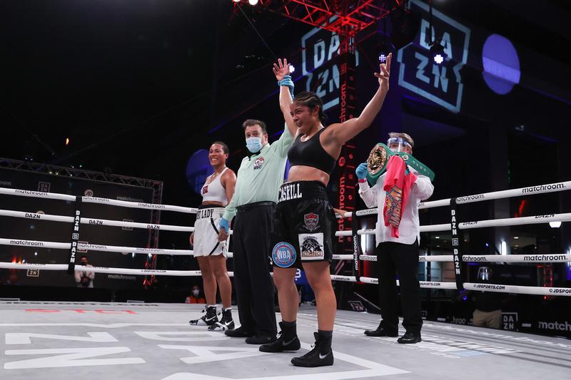 Boxing: Braekhus vs McCaskill