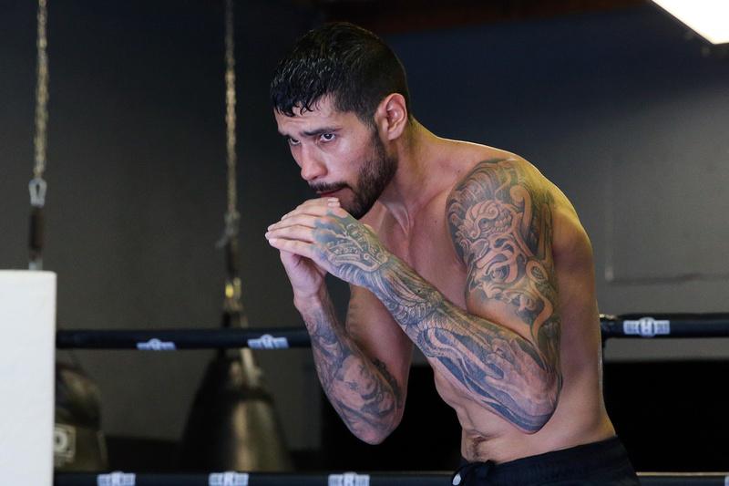 Arnold Barboza Jr. Workout