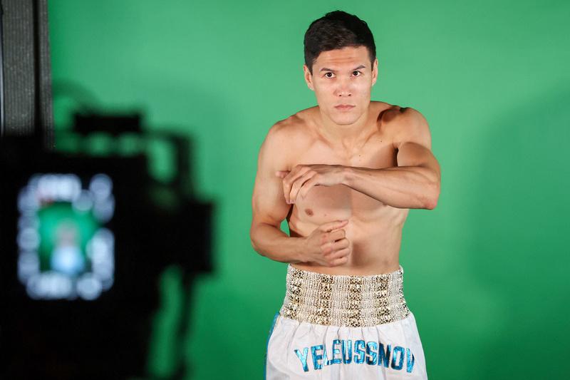 Boxing: Daniel Jacobs vs Gabe Rosado Media Day