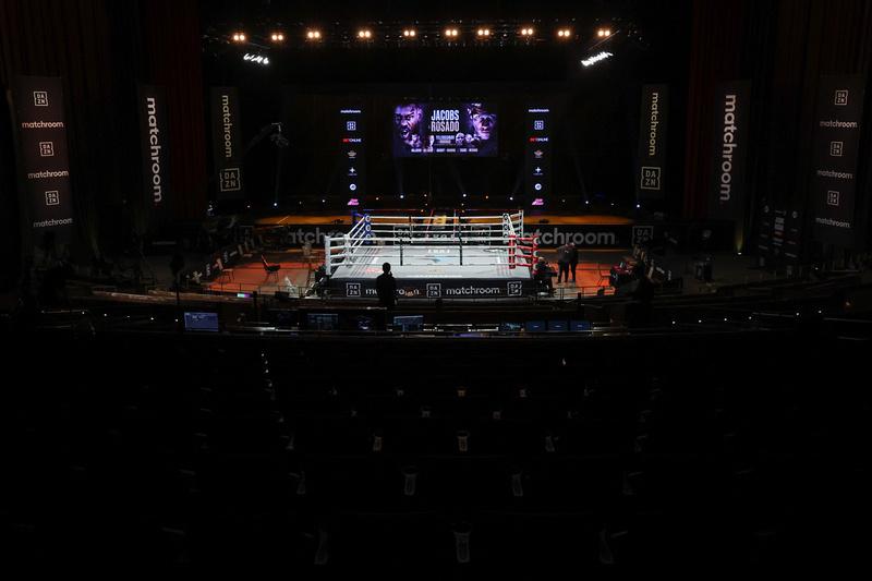 Boxing: Daniel Jacobs vs Gabriel Rosado Fight Night