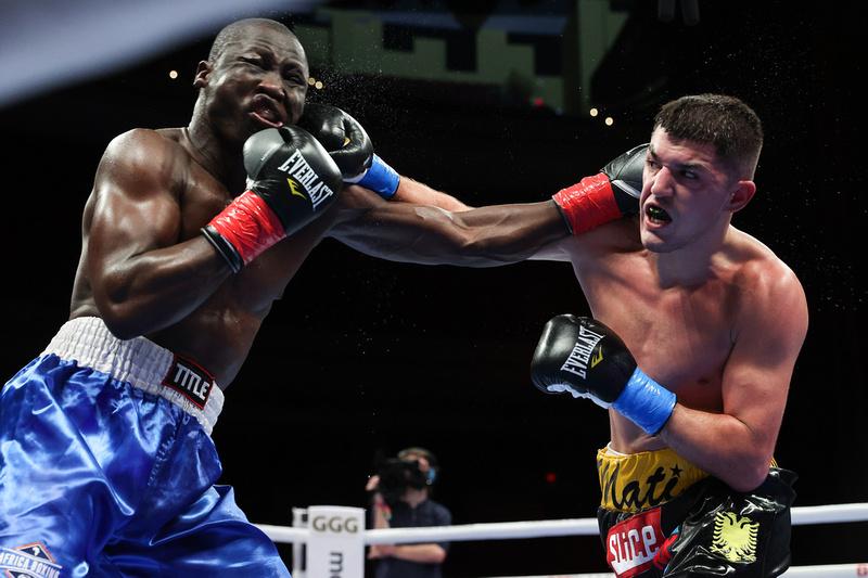 Boxing: Gennadiy Golovkin and Kamil Szeremeta Fight Night