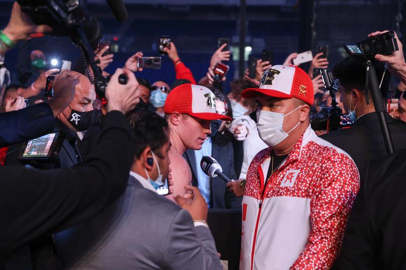 Boxing: Canelo Alvarez vs Callum Smith Fight Night