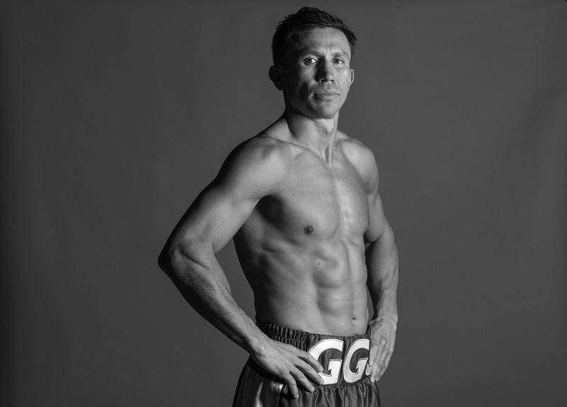 Boxing: Gennadiy Golovkin and Kamil Szeremeta Media Day
